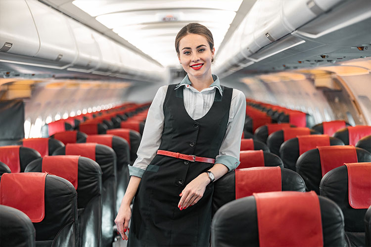 flight attendant cabin crew tax
