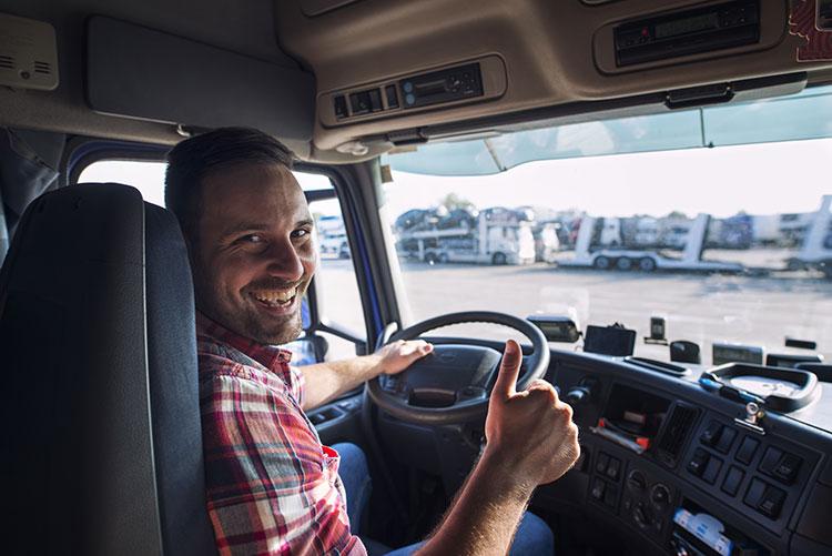 truck driver tax return