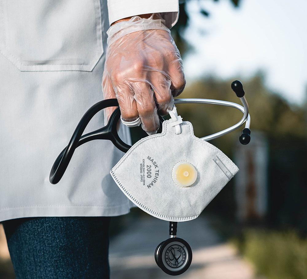 medical doctor health worker tax return frontline